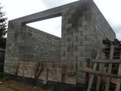 Строительство из отсев блока