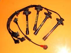 Высоковольтные провода. Toyota Corona, ST190 Toyota Carina, ST190 Двигатель 4SFE