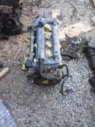 Двигатель в сборе. Toyota Corolla Fielder, NZE141G, NZE141 Двигатели: 1NZFXE, 1NZFE