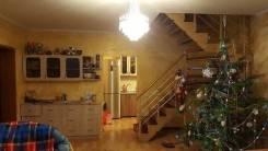 Продам двухэтажный коттедж. Кирова,9, р-н Октябрьский, площадь дома 153 кв.м., скважина, электричество 15 кВт, отопление электрическое, от частного л...