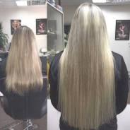 Нано-наращивание волос Le Cristal от Студии наращивания волос