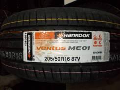Hankook Ventus ME01 K114. Летние, 2016 год, без износа, 4 шт