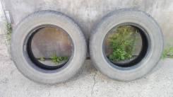 Bridgestone Dueler H/L. Летние, 2007 год, износ: 50%, 2 шт