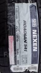 Nexen Roadian 541. Летние, 2013 год, без износа, 4 шт