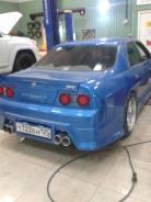 Nissan Skyline. механика, задний, 2.5 (190 л.с.), бензин, 50 тыс. км