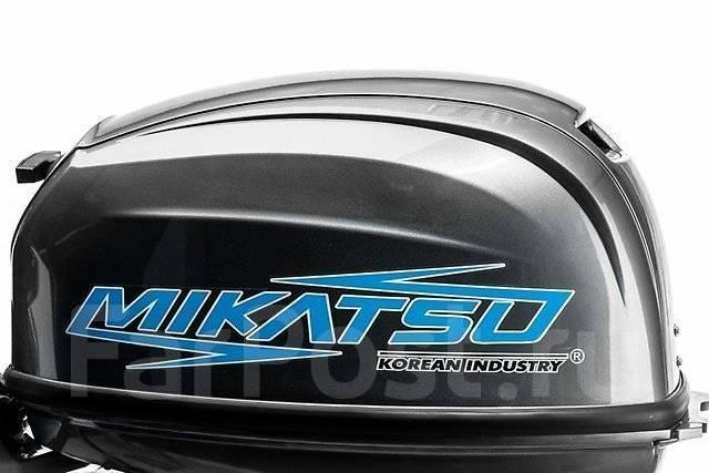Mikatsu. 40,00л.с., 2-тактный, бензиновый, нога S (381 мм), Год: 2017 год