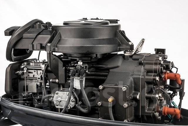 Mikatsu. 40,00л.с., 2х тактный, бензин, нога S (381 мм), Год: 2017 год