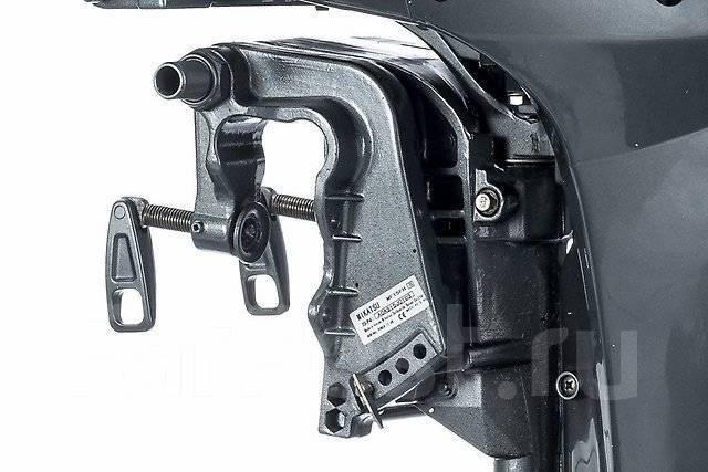 Mikatsu. 20,00л.с., 4-тактный, бензиновый, нога S (381 мм), Год: 2017 год