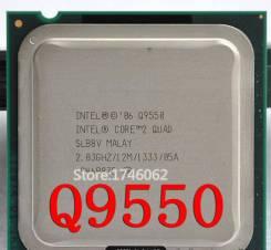 Intel Core 2 Quad Q9550. Под заказ