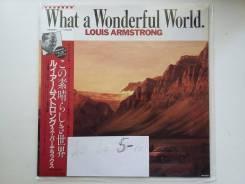 LP пластинка Louis Armstrong