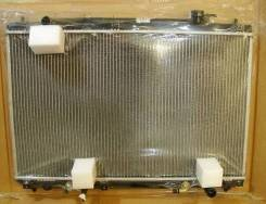 Радиатор охлаждения двигателя. Toyota Harrier, SXU10, SXU15 Двигатель 5SFE