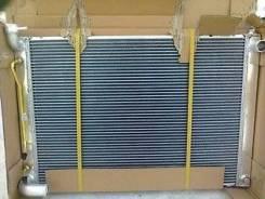 Радиатор охлаждения двигателя. Lexus RX350, MCU38, MCU33, MCU35 Lexus RX330, MCU38, MCU35, MCU33 Lexus RX300, MCU38, MCU35 Двигатели: 1MZFE, 3MZFE