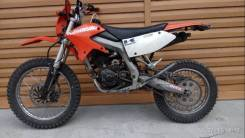 Kawasaki. 250 куб. см., исправен, без птс, с пробегом