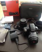 Sony Alpha SLT-A55 Kit. 15 - 19.9 Мп