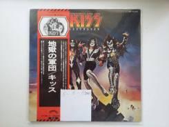 LP пластинка KISS