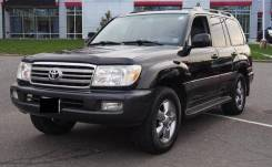 Toyota Land Cruiser. автомат, 4wd, 4.7 (238 л.с.), бензин, 120 тыс. км, нет птс. Под заказ