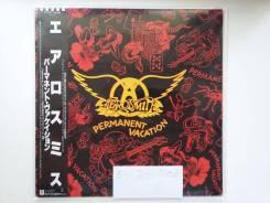LP пластинка Aerosmith