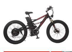 Электровелосипед фетбайк 48V500W. Под заказ