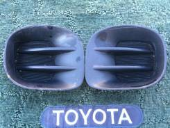 Заглушка бампера. Toyota Allion, ZZT240