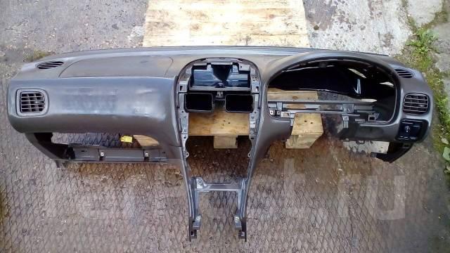 передняя панель (торпедо) автомобиля nissan sunny