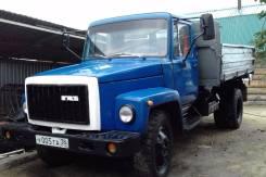 ГАЗ 3307. Продаётся самосвал, 4 250 куб. см., 3 500 кг.
