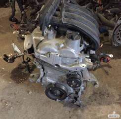 Двигатель в сборе. Nissan: Tiida Latio, Note, Tiida, Wingroad, Bluebird Sylphy Двигатель HR15DE