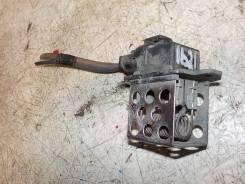 Резистор вентилятора радиатора 2010- 1.6 МКПП Renault Fluence