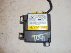 Блок управления AIR BAG 2009- 1.6 МКПП Renault Sandero