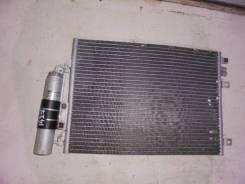 Радиатор кондиционера (конденсер) 2008- Renault Symbol