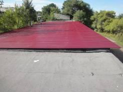 Монтаж скатной кровли ремонт мягкой гаражей