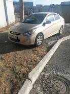 Hyundai Solaris. механика, передний, 1.6 (123 л.с.), бензин
