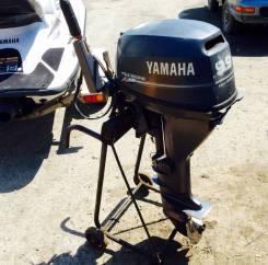 Yamaha. 9,90л.с., бензиновый, нога L (508 мм), Год: 2006 год