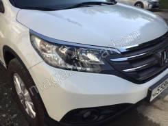 Накладка на фару. Honda CR-V, RM4, RM, RM1