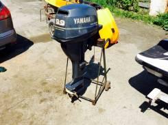 Yamaha. 9,90л.с., 4-тактный, бензиновый, нога L (508 мм), Год: 2007 год