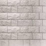 Панель фасадная Docke-R Fels 1050х450мм Горный хрусталь