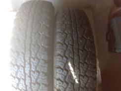 Bridgestone Dueler A/T. Всесезонные, 2001 год, износ: 10%, 2 шт