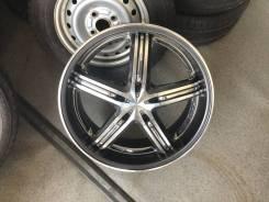Sakura Wheels. 7.5x17, 5x114.30, ET45, ЦО 73,0мм.