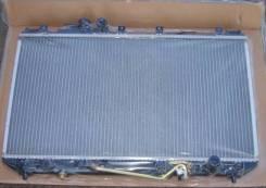 Радиатор охлаждения двигателя. Toyota Camry, SV40, SV43 Toyota Vista, SV40, SV43 Двигатели: 4SFE, 3SFE
