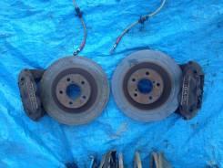 Суппорт тормозной. Subaru Impreza WRX STI, GD, GDB Subaru Forester, SF5, SG5 Subaru Impreza, GDB, GD, GDA Subaru Legacy