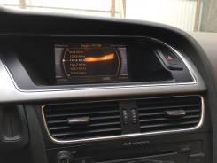 Дисплей. Audi A5 Audi Coupe