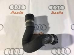 Патрубок радиатора. Audi Coupe Audi A5, 8F, 8TA Audi S Двигатели: CAEA, CAEB, CALA, CAPA, CCWA, CDHB, CDNB, CDNC