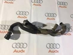 Патрубок охлаждения Audi A5 2008-2011 год 3.2 литра 188. Audi Coupe Audi A5 Двигатель CALA