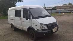 ГАЗ 2705. Грузовой фургон Газ 2705, 2 300 куб. см., 1 500 кг.