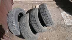 Bridgestone WT17. Зимние, шипованные, износ: 40%, 4 шт
