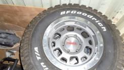 Колеса на дисках TRD BFGoodrich LT 256/75R16. x16