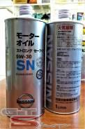 Nissan Extra Save X. Вязкость 5W-30, гидрокрекинговое