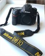Nikon D610. 20 и более Мп, зум: без зума