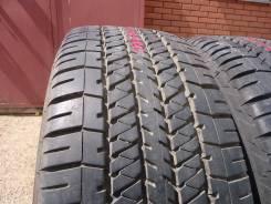 Bridgestone Dueler H/T 684II. Летние, 2011 год, износ: 5%, 4 шт