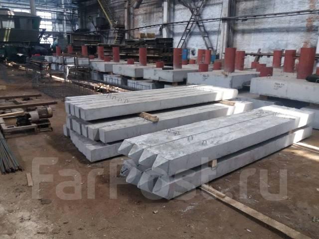 Продажа и установка железобетонных свай для малоэтажного строительств