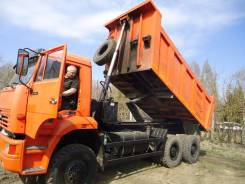 Камаз 6522. совок 2011 г в Омске, 8 000 куб. см., 20 000 кг.